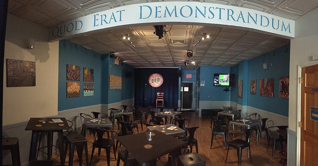 Private Events at QED
