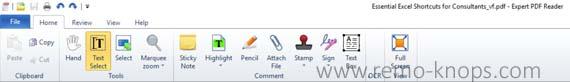 Visagesoft Expert PDF Reader 156