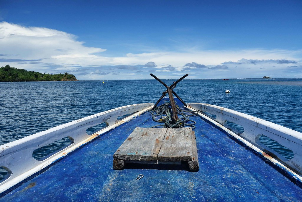 Tumbak - Boat
