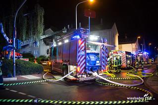 Wohnungsbrand Eschborn 12.07.2017