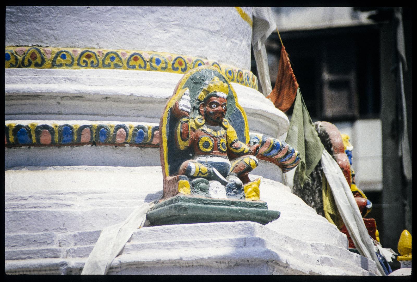 Les nouveaux chemins de Katmandou - Carnet de voyage au Népal