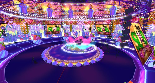 SL14B - Cake Stage by Wildstar Beaumont