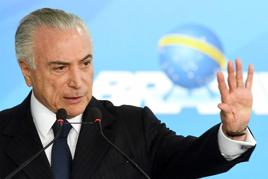 Globo vai transmitir ao vivo votação da denúncia contra Temer no dia 2, michel temer