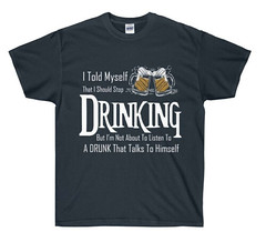 Funny Drinking Tee for Summer Time