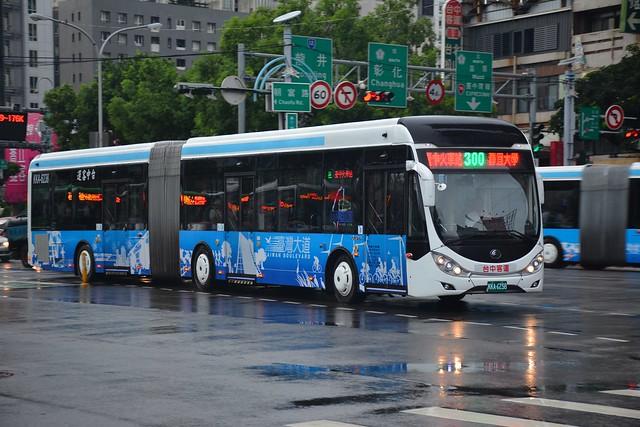 台中客運KKA6238(原280-U8)