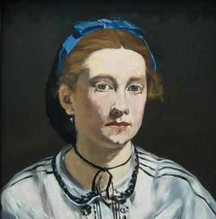 Edouard Manet, Victorine Meurent, c.1862