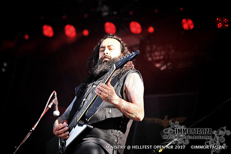 MINISTRY @ HELLFEST OPEN AIR  CLISSON FRANCE 16 JUIN 2017 35684940222_366a935d12_c