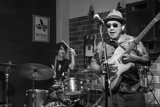 Texas Iida & Out Of Sights live at Catfish Tokyo, 09 Jul 2017 -00032