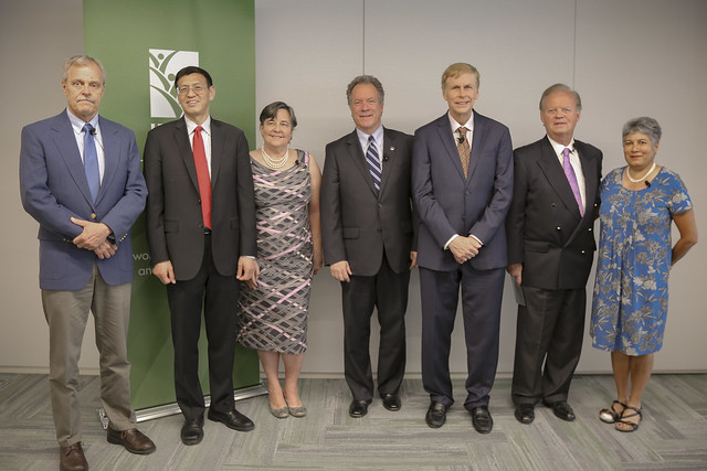 IFPRI Policy Roundtable - Tackling Famine in the Twenty-First Century