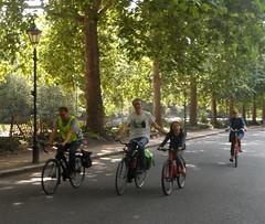 London Parks Ride 37a
