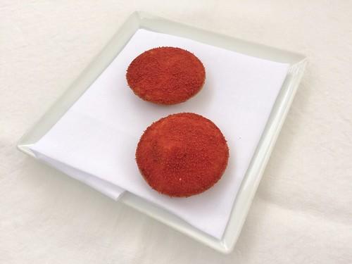 Amuse – Tomate – Mozzarella, basilic