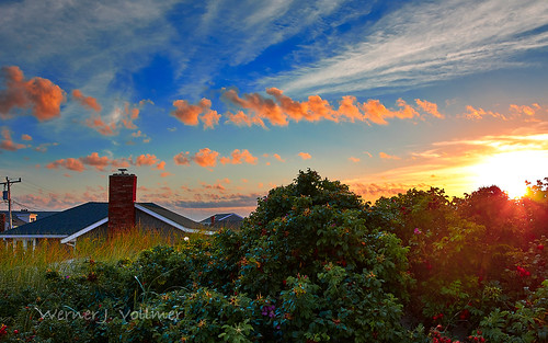 usa massachusetts capecod dennis natur landschaft sonne sonnenuntergang color reise kultur bauwerk haus travel landscape sun sunset culture building house sky cloud wolke