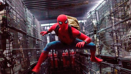SPIDER-MANâ?¢: HOMECOMING