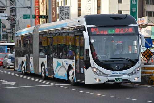 台中快巴公司270-U8