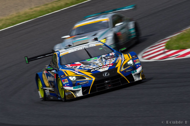 SUPER GT Official Test at Suzuka Circuit 2017.7.1 (123)