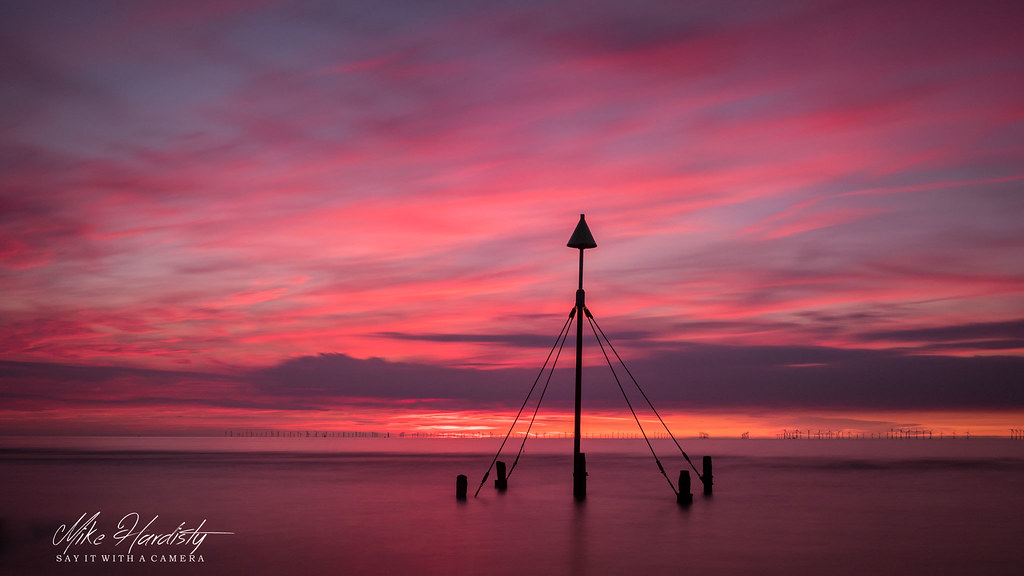 Prestatyn Sunset