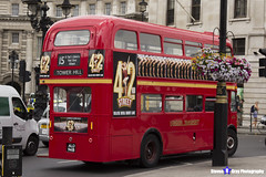 AEC Routemaster - ALD 941B - RM1941 - Stagecoach - 15 Tower Hill - London 2017 - Steven Gray - IMG_0316