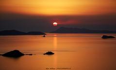 Afionas Sunset - Corfu