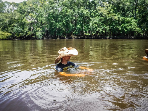 Edisto River Rope Swing and Beer Commercial Float-89