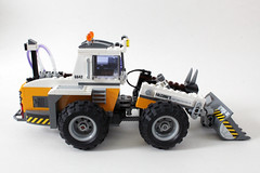 The LEGO Batman Movie Two-Face Double Demolition (70915)