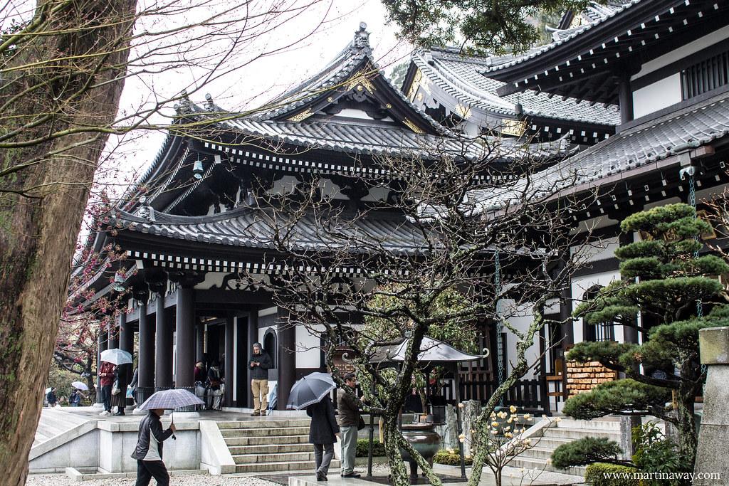 Kannon-do Hall, Hase-dera