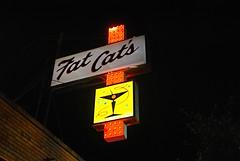 Fat Cat's, Lake Geneva Wisconsin