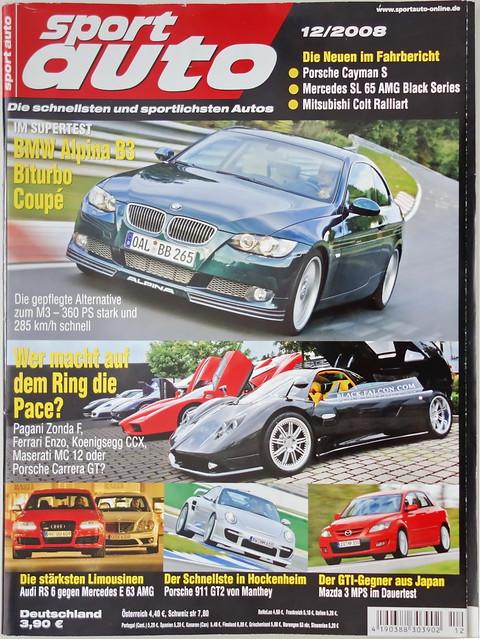 sport auto 12/2008