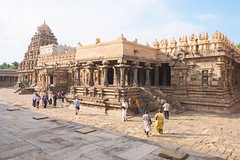 Late afternoon at Airavatesvara Temple
