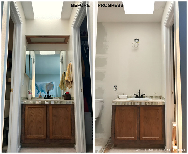 Bathroom Vanity B&A | Welcome to Heardmont
