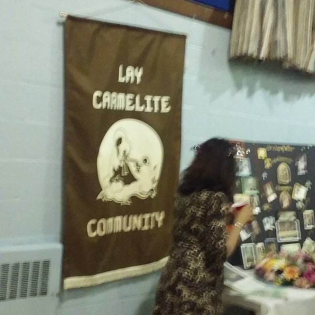 #ourladyofpeaceparish #lynbrookny #laycarmelites #feastofourladyofmtcarmel