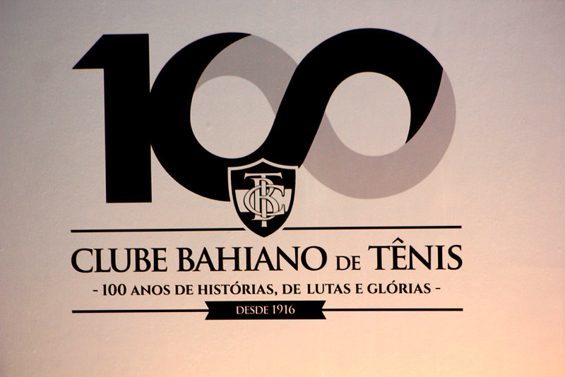 Lançamento do Livro: 100 Anos do Clube Bahiano de Tênis.