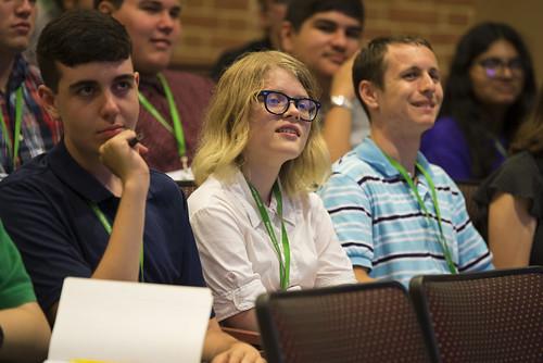 LAWA Students Go Back to Basics