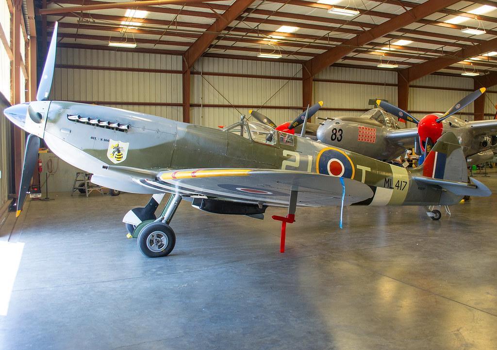 "Supermarine ""Spitfire L.F. Mk.IXe"""