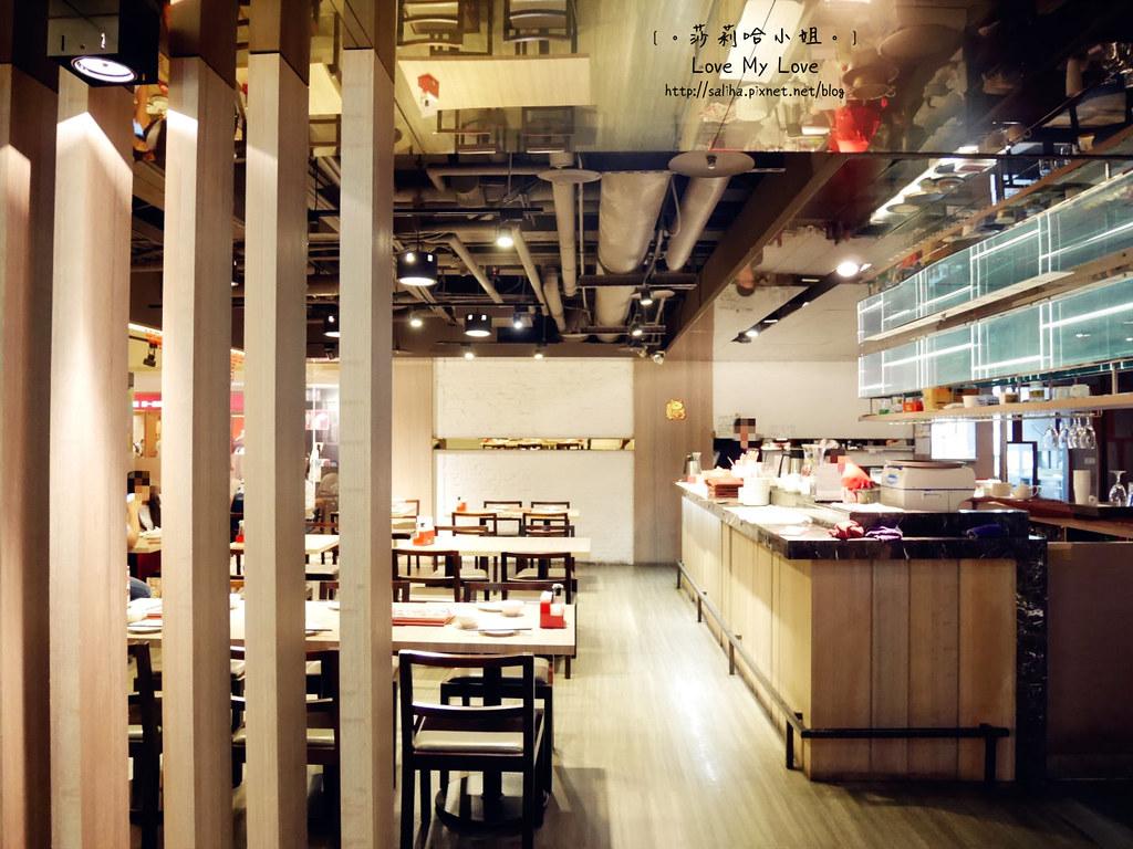 台北松山區南京復興站附近餐廳十里安手麵慶城街一號 (3)