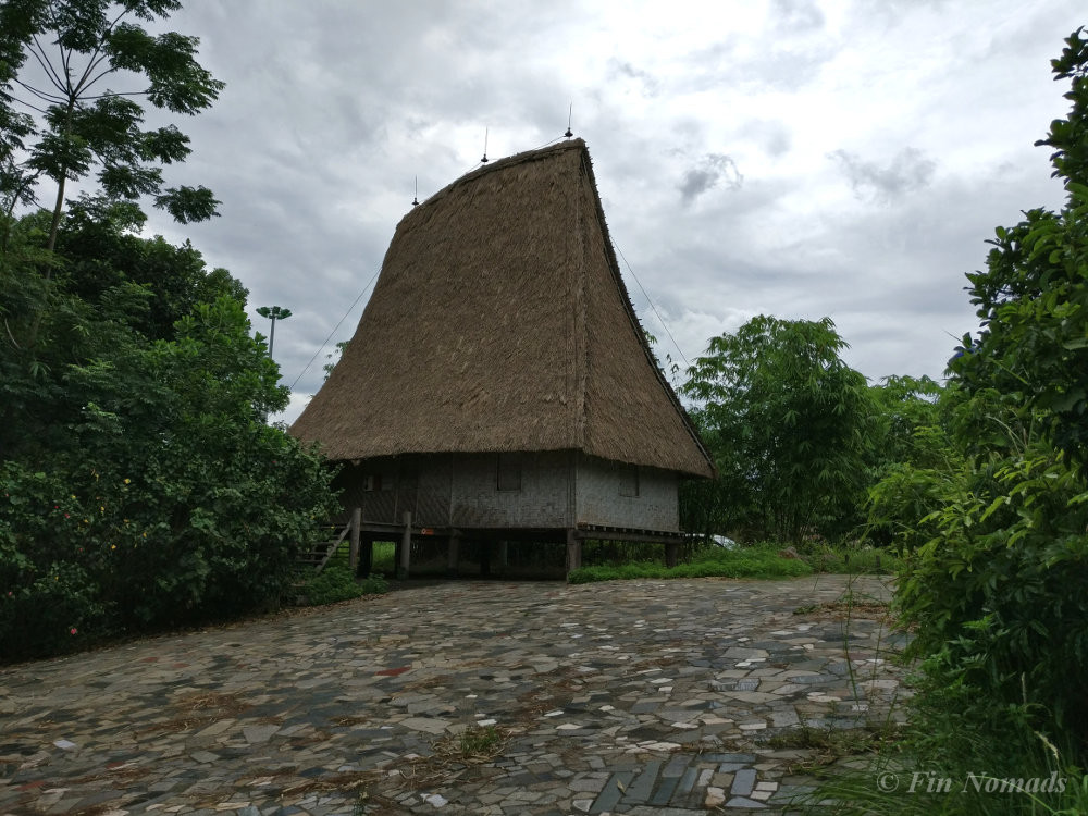 ethnic village house