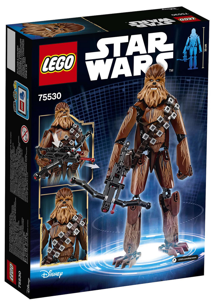 Chewie back