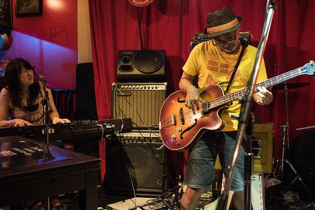 Rockin' Shoes live at Terraplane, Tokyo, 28 Jul 2017 -00217