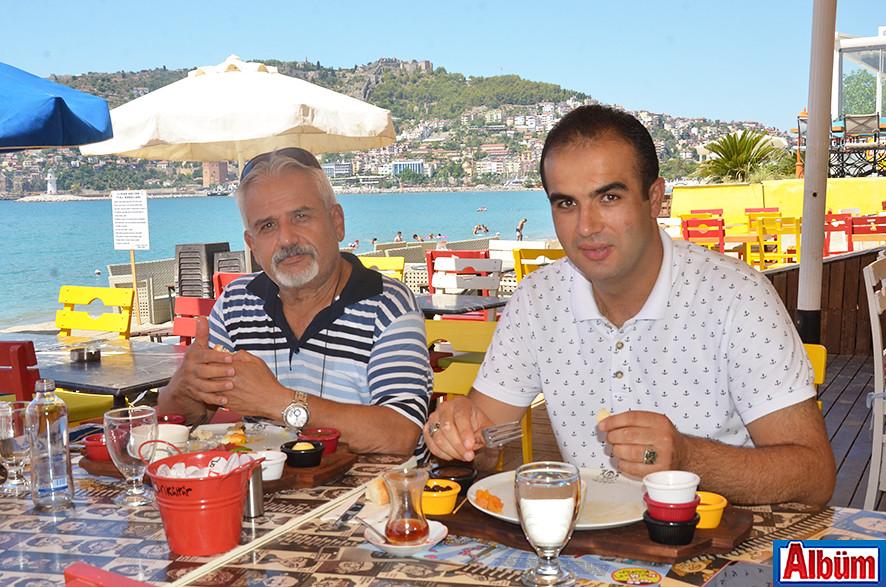 Opr. Dr. Selami Gökoğlu, Gökmen Cebeci