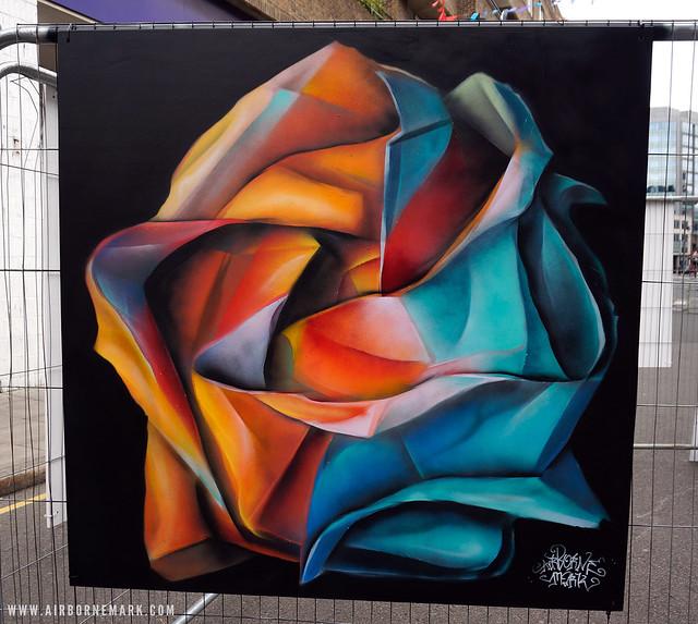 Origami Rose at WXSP