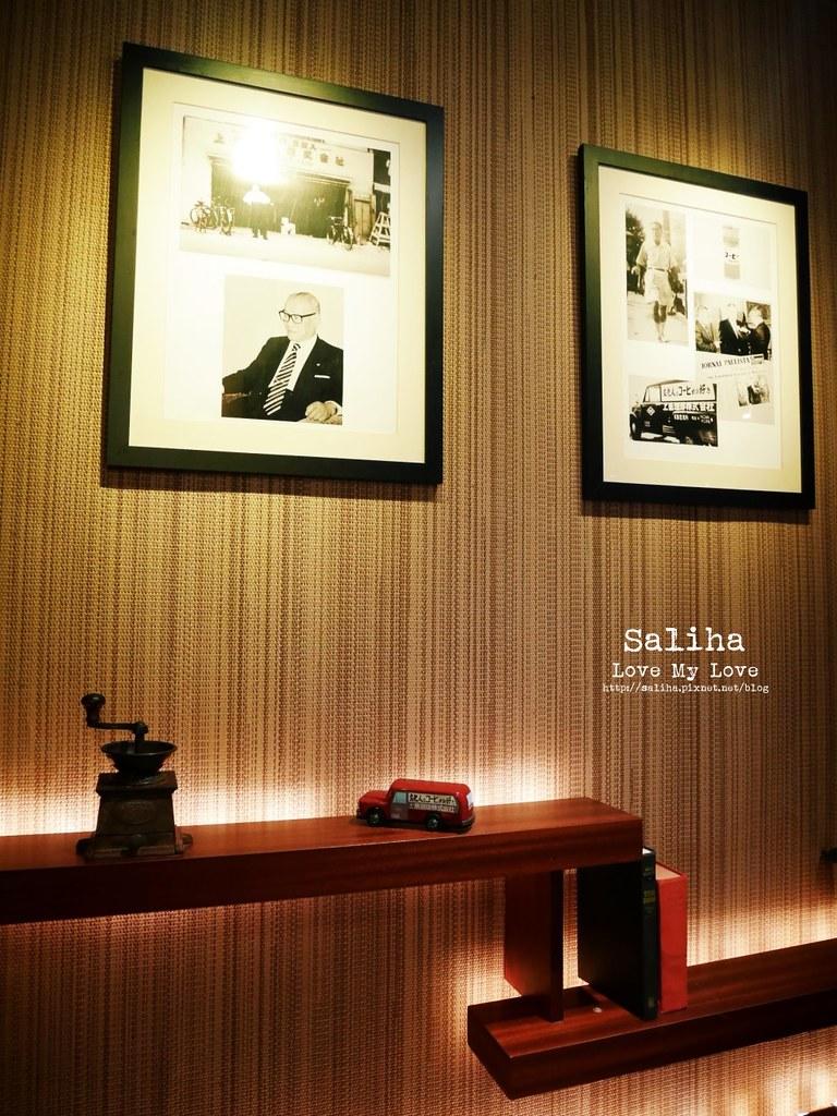 台北東區不限時下午茶咖啡館餐廳推薦上島咖啡 (2)
