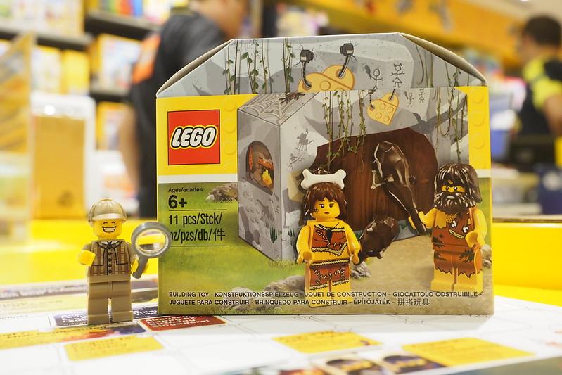 LEGO London Bus Launch Singapore