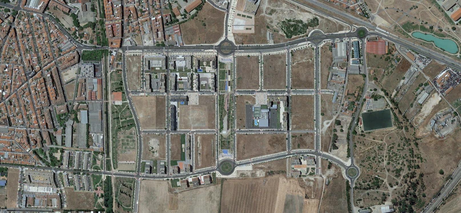 valladolid, este, crecía y vivía, después, urbanismo, planeamiento, urbano, desastre, urbanístico, construcción, rotondas, carretera