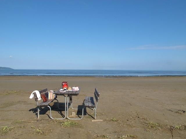 saturday, breakfast at skummeslöv's beach, day trip to varberg, varberg