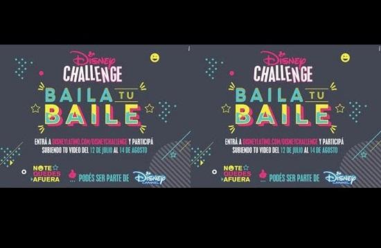 Disney Challenge llega a Disney Channel para bailar y conectarse a través de la música