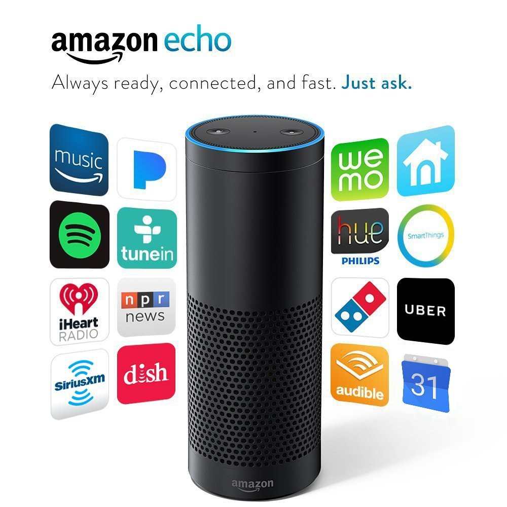Amazon Echo - Prime Day July 11, 2017