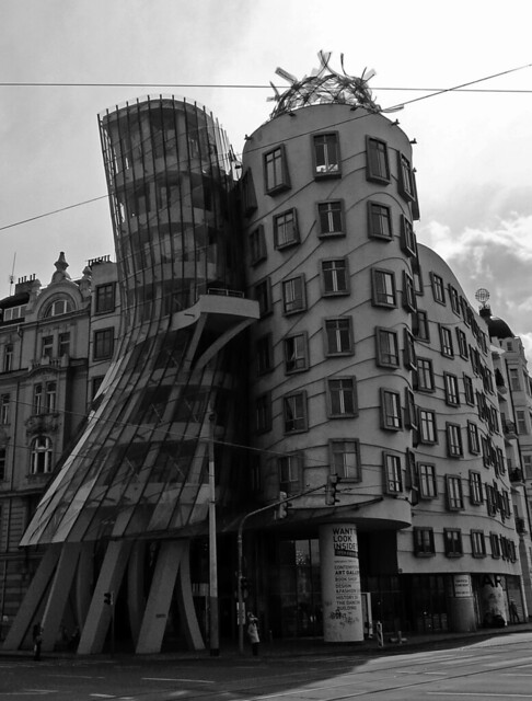 Prag, Dancing House, Panasonic DMC-FZ18
