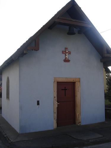 Chapelle à Oberlauterbach
