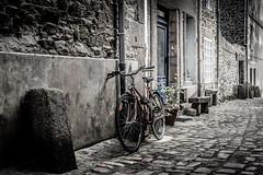 Granville's bike