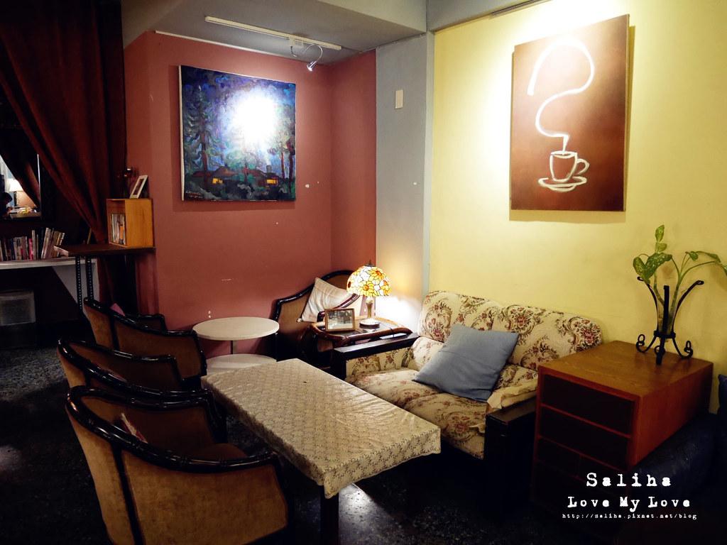 台北市中山區中山北路Orange公寓咖啡館 (3)