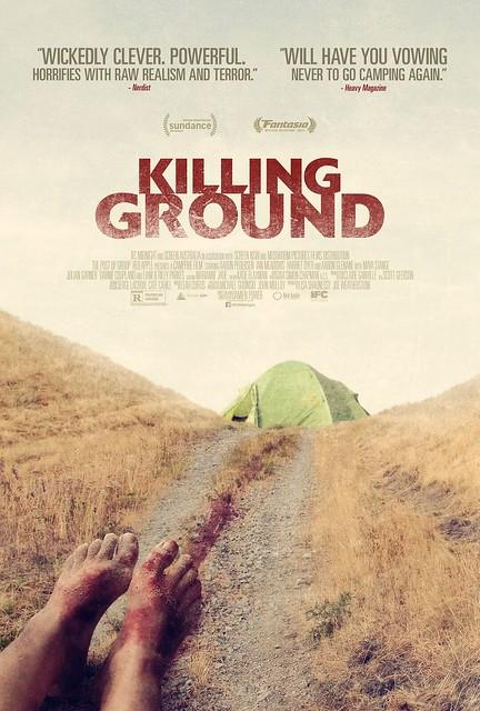KillingGroundPoster